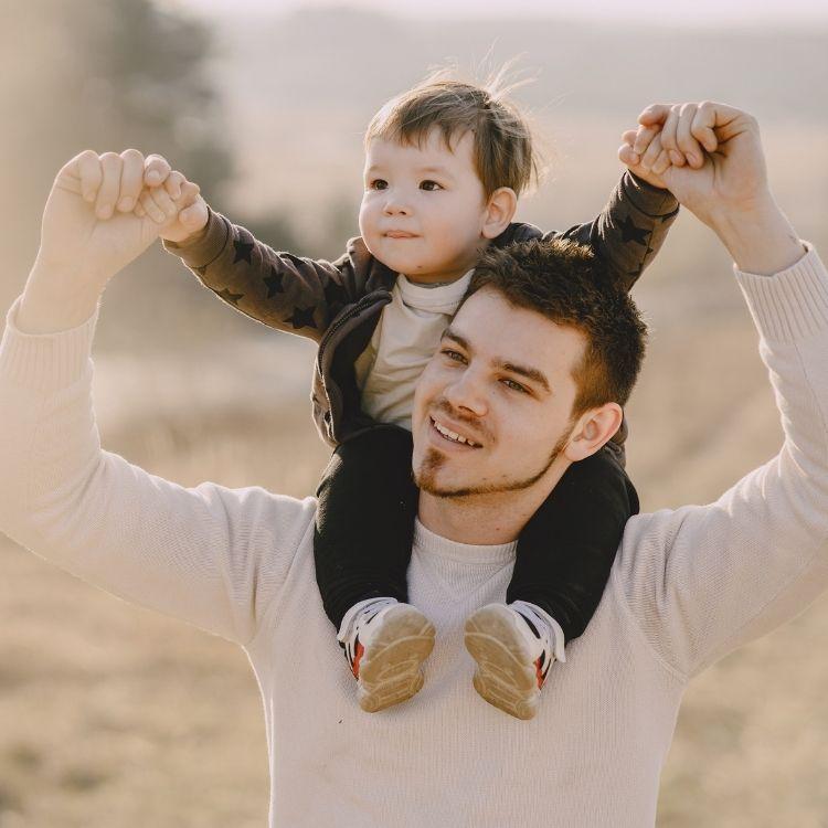 Післяпологова депресія в тата