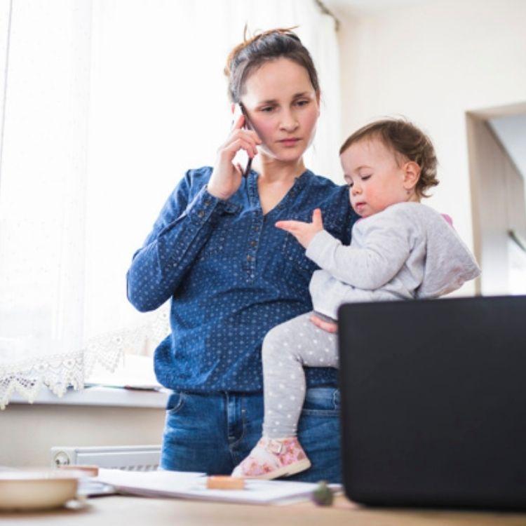 Страх мами вийти на роботу